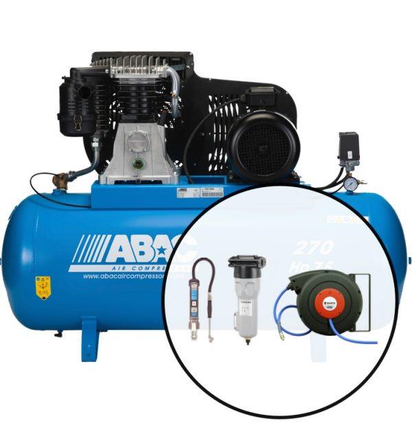 Lanseringskampanje – ABAC 5,5 kW