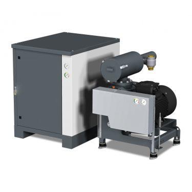 Blåsemaskiner, vakuum og lavtrykk