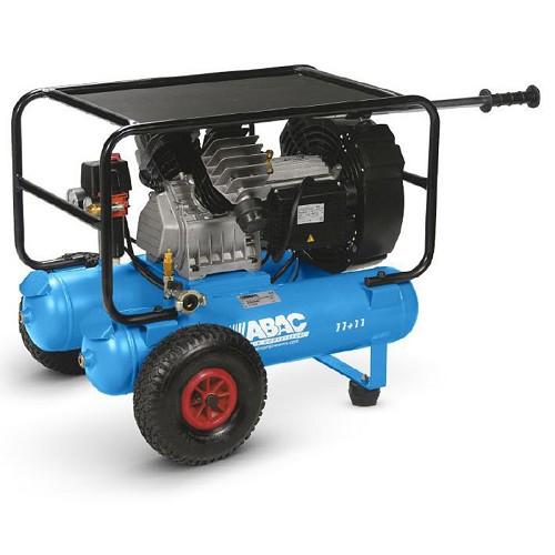 ABAC kompressor GV34-11+11