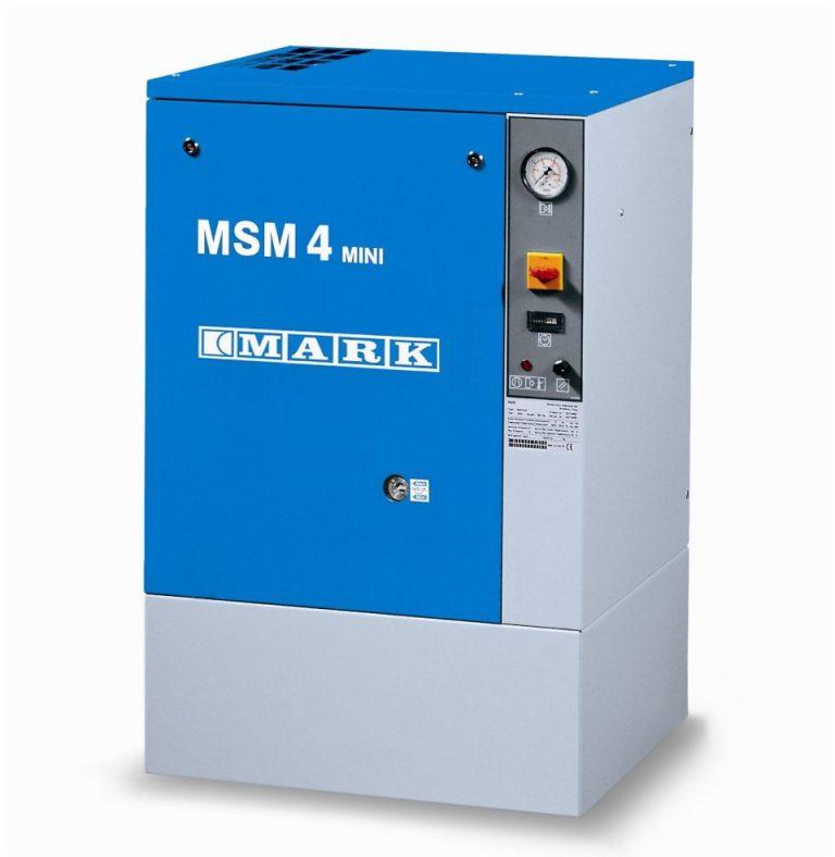 MSM 4 kW gulvmontert