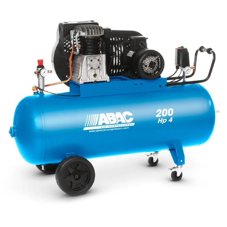 ABAC B4900 med 200 liter tank