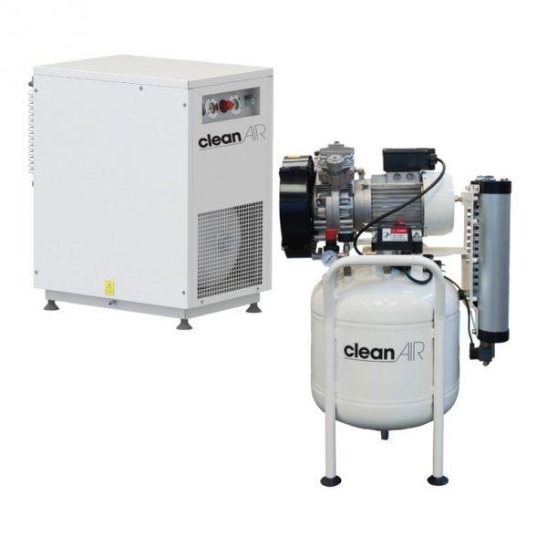 CleanAIR oljefrie kompressorer
