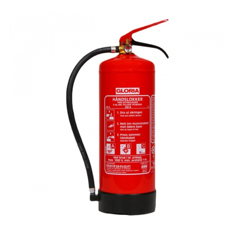 Gloria brannslokkningsapprat