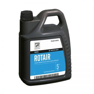 Rotair kompressorolje 5 liter