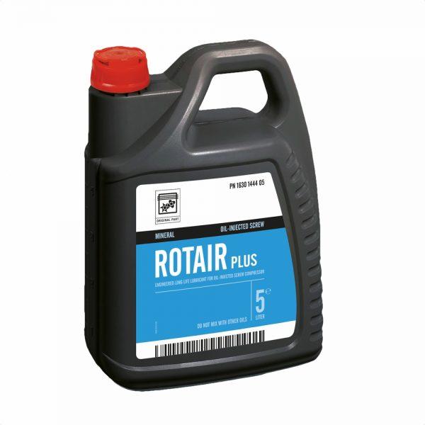 Rotair 5 liter kompressorolje
