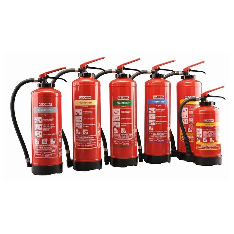 Brannslukningsapparater