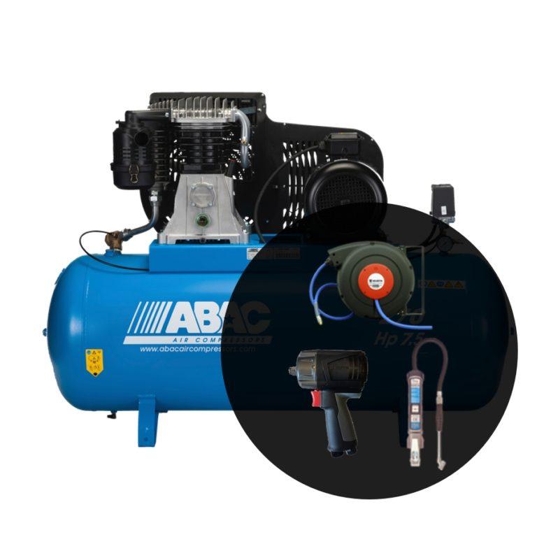 Abac B6000-kampanje