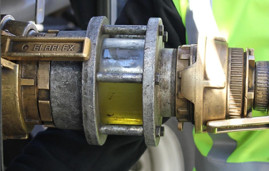Rengjøring av drivstoff
