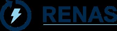 Renas - logo
