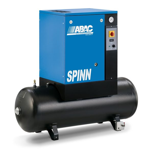 ABAC Spinn med tank