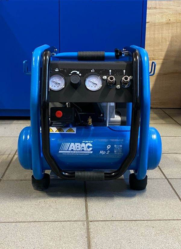 Portable Rollcage OS Silent ABAC kompressor