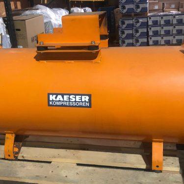 Kaeser 250 liter tank