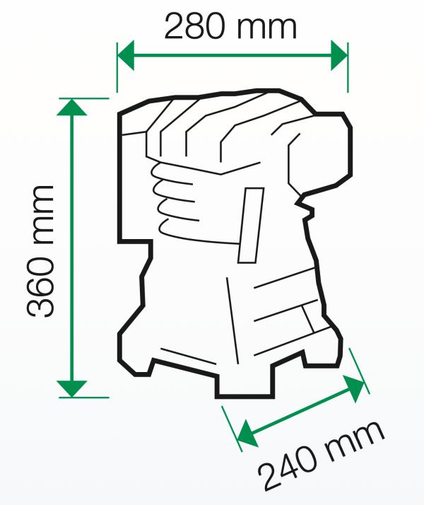 ABAC A49B pumpe