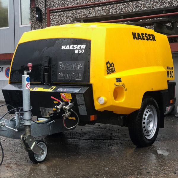 Kaeser-M50-brukt