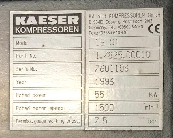 Kaeser-CS-91-8